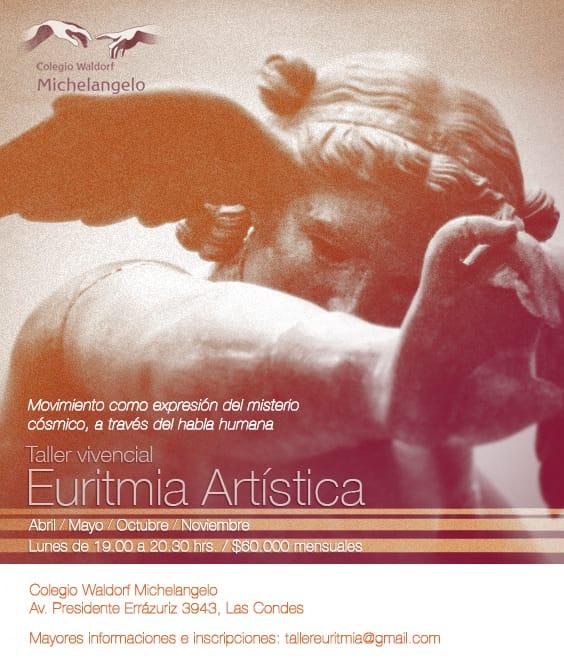 Taller Vivencial Euritmia Artística